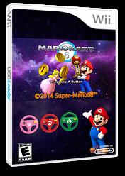 Mario Kart 6 CUSTOM cover (RMCE96)