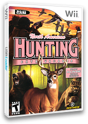 North American Hunting Extravaganza Wii cover (RN6ENR)