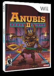 Anubis II Wii cover (RNVE5Z)