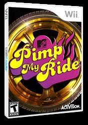 Pimp My Ride Wii cover (RPIE52)
