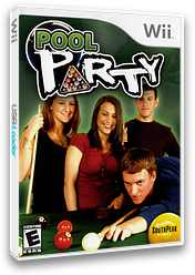 Pool Party Wii cover (RPQES5)