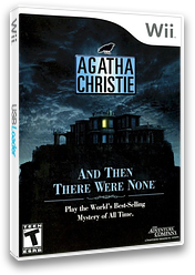 Agatha Christie: And Then There Were None Wii cover (RQTE6U)