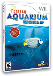 Fantasy Aquarium World Wii cover (RQYENR)