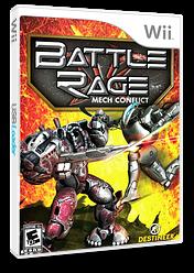Battle Rage: Mech Conflict Wii cover (RRVENR)