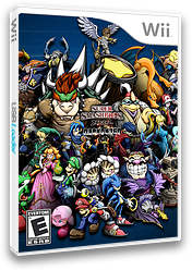 Darkon360's Brawl Hack Pack CUSTOM cover (RSBE06)