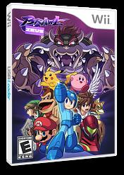 Super Smash Bros. Brawl- Zeus CUSTOM cover (RSBE14)