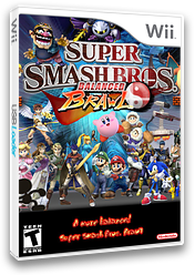 Super Smash Bros. Balanced Brawl CUSTOM cover (RSBEBB)