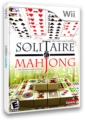 Solitaire & Mahjong Wii cover (RSOE4Z)