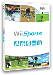 Wii Sports Wii cover (RSPE01)