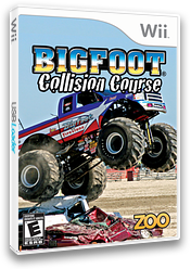 Bigfoot: Collision Course Wii cover (RVFE20)