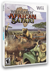 Wild Earth: African Safari Wii cover (RWDE5G)