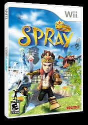 SPRay Wii cover (RYIE9B)