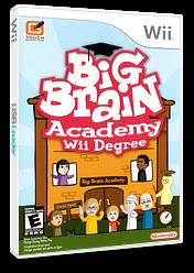 Big Brain Academy: Wii Degree Wii cover (RYWE01)