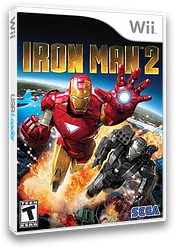 Iron Man 2 Wii cover (S2IE8P)