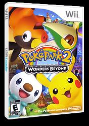 PokéPark 2: Wonders Beyond Wii cover (S2LE01)