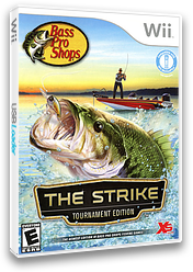 Bass Pro Shops: The Strike - Tournament Edition Wii cover (S2OEFS)