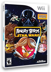 Angry Birds: Star Wars Wii cover (S7DE52)