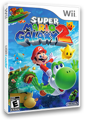Super Mario Galaxy 2 Wii cover (SB4E01)