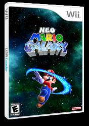 Neo Mario Galaxy CUSTOM cover (SB4E02)