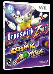 Brunswick Zone Cosmic Bowling Wii cover (SBKEPZ)