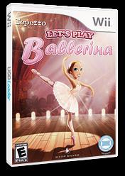 Let's Play Ballerina Wii cover (SBREJJ)
