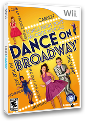 Dance on Broadway Wii cover (SBYE41)