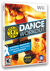 Gold's Gym: Dance Workout Wii cover (SCWE41)