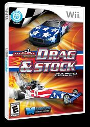 Maximum Racing: Drag & Stock Racer Wii cover (SDREYG)