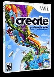 Create Wii cover (SECE69)