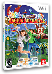 Active Life: Magical Carnival Wii cover (SFDEAF)