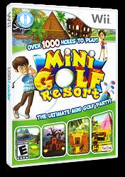 Mini Golf Resort Wii cover (SGOETV)