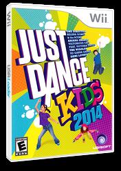 Just Dance Kids 2014 Wii cover (SJ7E41)