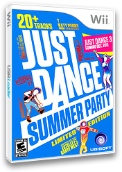 Just Dance Summer Party Wii cover (SJ9E41)