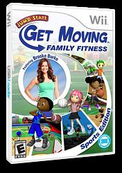 JumpStart Get Moving Family Fitness Wii cover (SJGEPK)