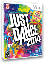 Just Dance 2014 Wii cover (SJOE41)