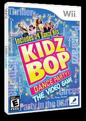 Kidz Bop Dance Party! Wii cover (SKBEG9)