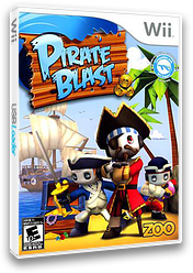 Pirate Blast Wii cover (SKXE20)