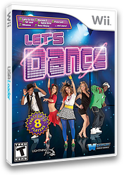 Let's Dance Wii cover (SLDEYG)