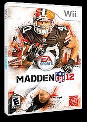 Madden NFL 12 Wii cover (SM7E69)