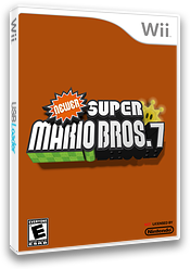 Newer Super Mario Bros. 7 CUSTOM cover (SMNE15)