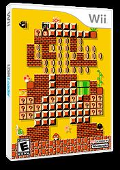 Remixed Super Mario Bros. Wii CUSTOM cover (SMNE60)