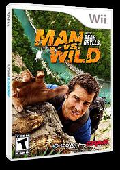 Man vs. Wild Wii cover (SMWE4Z)