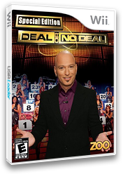 Deal or No Deal: Special Edition Wii cover (SNDE20)