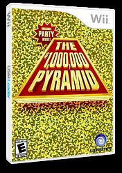 The $1,000,000 Pyramid Wii cover (SP3E41)