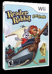 Reader Rabbit 2nd Grade Wii cover (SR7EHG)
