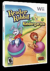 Reader Rabbit Kindergarten Wii cover (SR8EHG)