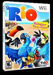 Rio Wii cover (SRIE78)