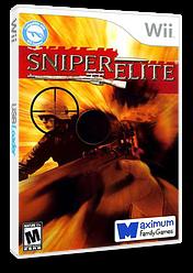 Sniper Elite Wii cover (SSNEYG)