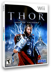 THOR: God of Thunder Wii cover (STHE8P)