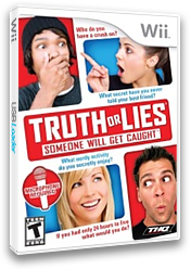 Truth or Lies Wii cover (STLE78)